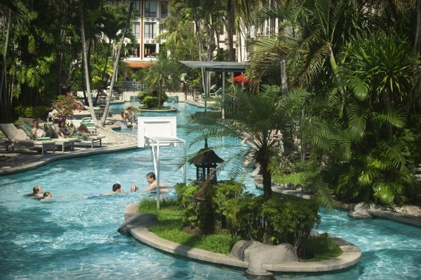 Piscine - - Prime Plaza Hotel Sanur 4* + The Ubud Village Hotel