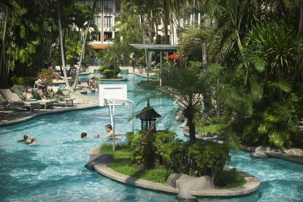 Piscine - Combiné hôtels - Sanur Paradise 4* + The Ubud Village Hotel 4*