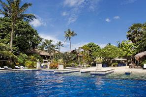 Vacances Denpasar: Combiné hôtels Balnéaire au Mercure Sanur + Ubud Wana à Ubud