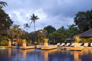 Bali - Denpasar, Combiné hôtels Balnéaire au Mercure Sanur + Ubud Wana à Ubud
