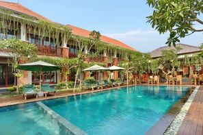 Vacances Sanur: Combiné hôtels Balnéaire au Prama Sanur 4* Sup + D'Bulakan Boutique à Ubud 4*