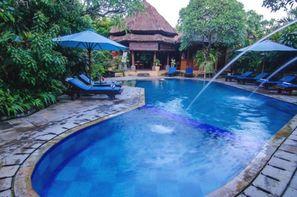 Bali - Denpasar, Combiné hôtels Balnéaire au Sri Phala 3* sup à Sanur + Champlung Sari 3* à Ubud
