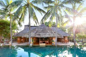 Bali-Denpasar, Hôtel Novotel Lombok + Prime Plaza Hôtel Sanur
