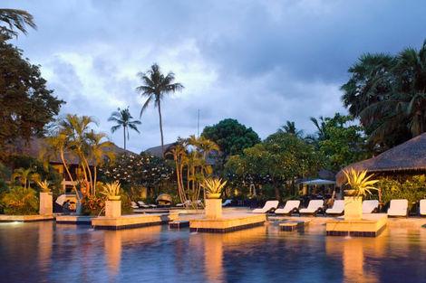 Circuit balnéaire au Mercure Sanur 4* + Kamandalu Resort & Spa 5* à Ubud INDONÉSIE
