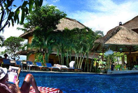 Circuit balnéaire au Bali Agung Village 2* Sup + Champlung Sari 3* à Ubud INDONÉSIE
