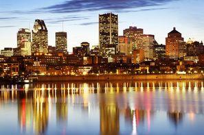 Vacances Montreal: Combiné hôtels Montreal / Nassau