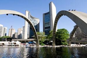 Canada-Montreal, Combiné hôtels Montréal / Toronto