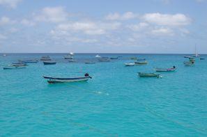 Vacances Cap Vert: Combiné hôtels Cocktail Extreme 5 Iles