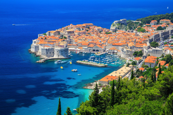 Ville - Merveilles de la Dalmatie et séjour Framissima Grand Hotel Neum