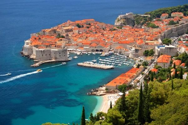 Vue Dubrovnik