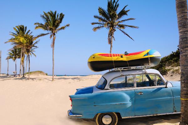 Plage - Combiné circuit et hôtel Découverte de Cuba & Séjour balnéaire à Iberostar Playa Alameda