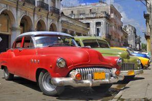 Cuba-La Havane, Combiné circuit et hôtel Découverte de Cuba & Séjour balnéaire à l'hôtel Iberostar Los Tainos