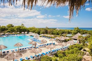 Cuba-Santiago, Combiné hôtels Combiné Casagranda / Memories Holguin