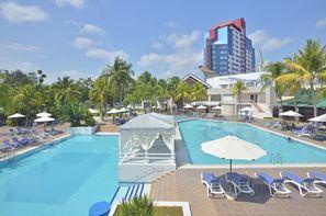 Cuba-Santiago, Combiné circuit et hôtel Melia Santiago / Sol Rio de Luna y Mares