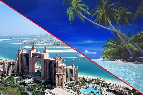 (fictif) - Combiné hôtels Atlantis Dubaï + Constance Ephelia 5*