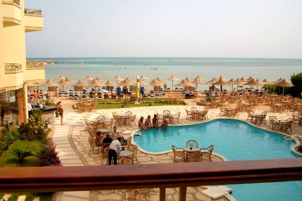 Piscine - Combiné hôtels Stopover au Caire + Magic Beach 4*
