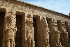Egypte - Louxor, Croisière sur le Nil à la carte et séjour à l'hôtel Magic Beach