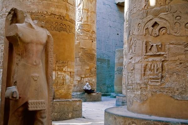Monument - Combiné croisière et hôtel Nil 4* avec visites & Seagull Beach Resort Hurghada 4*
