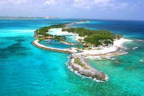 Etats-Unis-Miami, Combiné hôtels Miami / Nassau