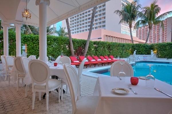 Piscine - Hôtel Combiné Miami & Mexique 4*