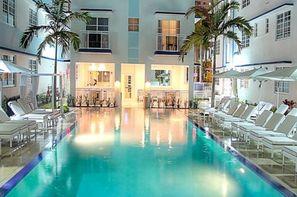 Etats-Unis-Miami, Hôtel Combiné Miami & Mexique