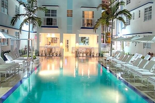 Piscine - Hôtel Combiné Miami 4* & Mexique 5*
