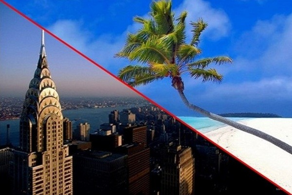 Ville - Combiné hôtels Combiné New York & Punta Cana