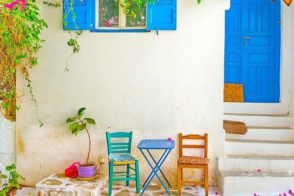 (fictif) - Circuit Périples dans les Cyclades depuis Athènes - Paros et Santorin en 4*