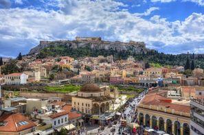 Vacances Longos: Combiné circuit et hôtel Grand Tour de Grèce et Framissima Long Beach