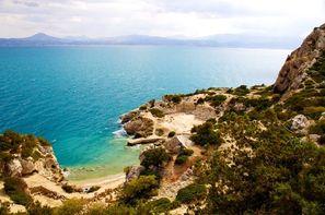 Grece - Athenes, Combiné circuit et hôtel Circuit Grece classique + Séjour balneaire Holidays in Evia