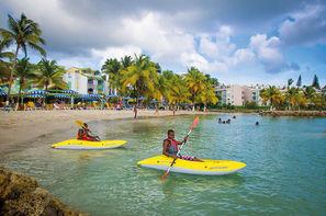 Guadeloupe-Pointe A Pitre, Combiné hôtels Guadeloupe