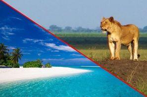 Kenya-Mombasa, Circuit Combiné safari + sejour Neptune Village Beach Resort and Spa