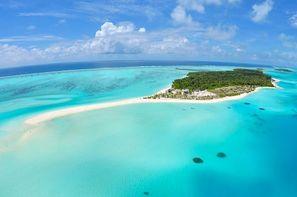 Maldives-Male, Combiné hôtels Maldives et Dubaï - Sun Island & Auris