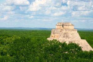 Mexique - Cancun, Combiné circuit et hôtel Les Merveilles du Yucatan et Chiapas + Riu Tequila