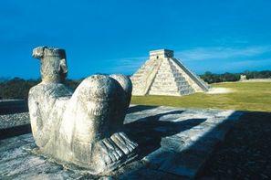 Mexique - Cancun, Combiné circuit et hôtel Yucatan Fantastique + Lookéa Playa Maroma