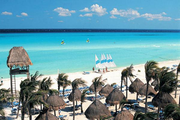 Plage - Combiné circuit et hôtel Inoubliables du Mexique + Extension Playa del Carmen