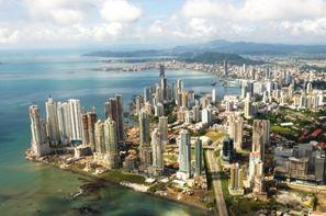 Panama-Panama, Combiné hôtels Panama découverte et plage
