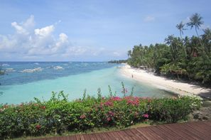 Vacances Manille: Combiné hôtels Découverte de Manille & Bohol à l'Amorita Beach Resort