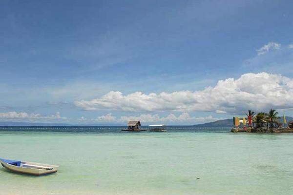 Plage - Combiné hôtels Découverte de Manille & Panglao Island Nature