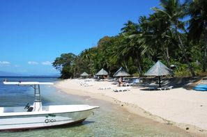 Philippines-Manille, Combiné hôtels Découverte de Manille & Puerto Galera au Coco Beach