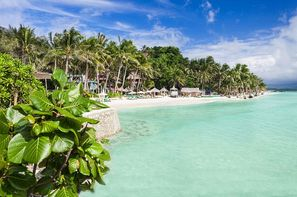 Vacances Manille: Combiné hôtels Découverte de Manille et Boracay au Discovery Shores