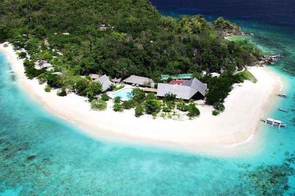 H tel d couverte de manille et palawan au club paradise for Hotel francs tokyo