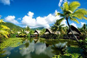 Vacances Papeete: Combiné hôtels Passionnément Polynésie - 4 îles