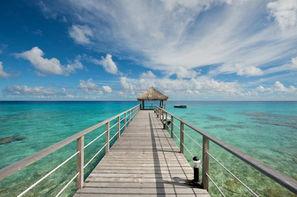 Vacances Papeete: Combiné hôtels Quatre îles en petite hôtellerie