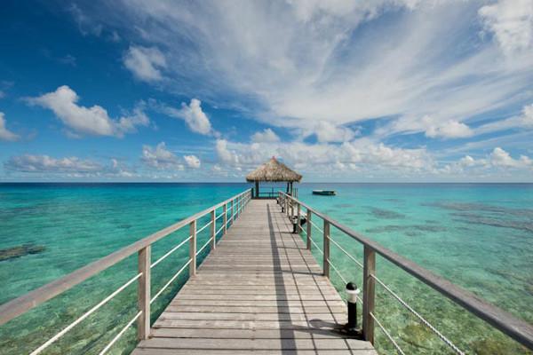 Plage - Combiné hôtels Quatre îles en petite hôtellerie