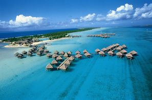 Polynesie Francaise - Papeete, Combiné hôtels 2 îles Tahiti et Bora Bora aux hôtels Meridien