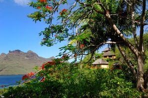 Polynesie Francaise - Papeete, Combiné hôtels Les Marquises: territoires du bout du monde