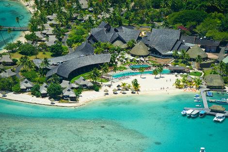 Intercontinental Moorea - Trois îles Intercontinental / Maitai: Tahiti, Mooréa et Bora Bora