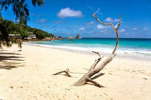 Seychelles-Mahe, Combiné hôtels 2 îles- Indian Ocean & Valmer