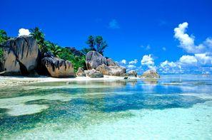 Seychelles - Mahe, Combiné hôtels 2 îles Charme